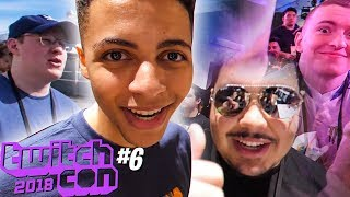 Download MY TWITCHCON EXPERIENCE! - VLOG #006 Video