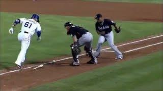 Download MLB Foul Balls Spinning Fair Video