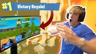 Download I'M THE BEST FORTNITE PLAYER ALIVE! Video