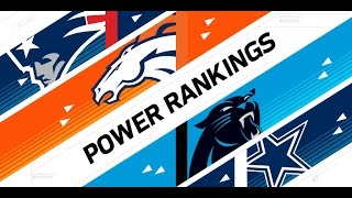 Download Week 2 Power Rankings | NFL Video