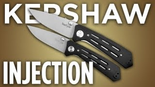 Download Kershaw Injection 3.0 & 3.5 First Look, Knife Overview Video