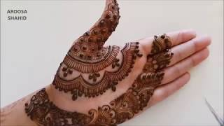 Download NEW Unique Henna Mehndi Design Video