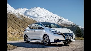 Download 2019 Nissan Leaf E+ UPS the power, UPS the range !! Video