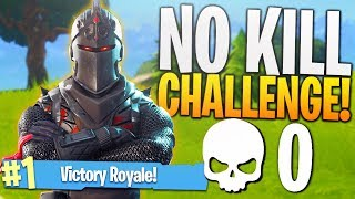 Download THE NO KILL CHALLENGE! (Hard) - PS4 Fortnite 0 Kill Challenge Game! Video