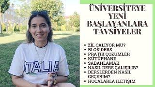 Download Üniversiteye Yeni Başlayanlara Tavsiyeler | 15 Adımda Yapılması-Yapılmaması Gerekenler Video