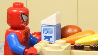 Download The Independent Spider-Man (LEGO Animation) Video