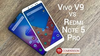 Vivo V9 Unboxing, Camera Test, Features, Hands On & Quick