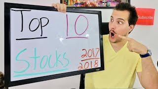Download Top 10 Stocks for 2017 and 2018! Video
