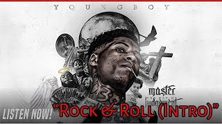 Download NBA Youngboy - Rock & Roll (Intro) [Master The Day Of Judgement] Video