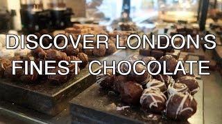 Download Best Chocolate London Tour Finest Chocolatier Shops Video