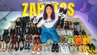 Download LES ENSEÑO TODO! TAG: MIS ZAPATOS | KAREN POLINESIA MUSAS LOS POLINESIOS Video