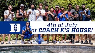 Download 4th of July at Coach K's House (7/4/18) Video
