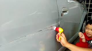 Download Do it yourself - body car repair dent & scratch Video