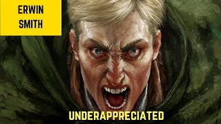 Download Why Erwin Smith is the Most Underapprechiated Character in Attack on Titan Video