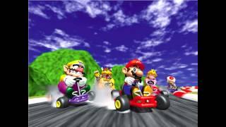 Download Mario Kart 64 (N64) - Full Soundtrack Video