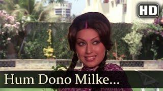 Download Tumhari Kasam - Hum Dono Milke Kaagaj Ke Dil Ke - Mukesh - Asha Bhosle Video