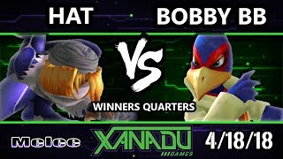 Download S@X 246 SSBM - hat (Sheik) Vs. Bobby BB (Falco) - Smash Melee Winners Quarters Video