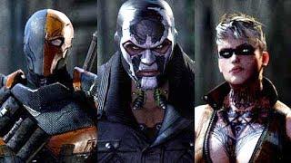 Download Batman Arkham Origins All 8 Assassins FULL Boss Battle Fight - Gameplay Video