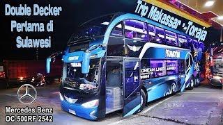 Download BUS TINGKAT PALING BERANI !!! | Trip Primadona Makassar-Toraja Double Decker Video