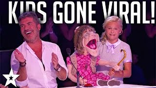 Download MOST VIRAL Kids Auditions on Got Talent WORLDWIDE Video
