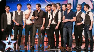 Download The Kingdom Tenors want to raise the roof | Britain's Got Talent 2015 Video