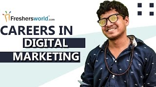 Download Careers in Digital Marketing - Job Prospects,Career Opportunities Video