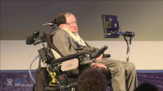 Download Professor Stephen Hawking Q and A Video