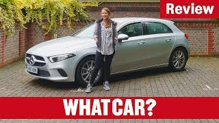Download 2019 Mercedes-Benz A-Class review - limo luxury in a family car? | What Car? Video