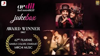 Download Ae Dil Hai Mushkil Jukebox – Ranbir Kapoor | Anushka Sharma | Aishwarya Rai Bachchan | Pritam Video
