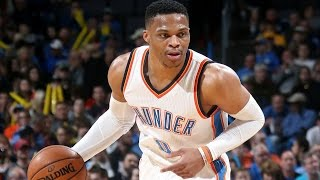 Download Russell Westbrook Posts Triple Double Within 17 Minutes of Play!!! Video