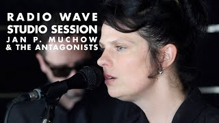 Download Jan P. Muchow & The Antagonists: Radio Wave Studio Session Video