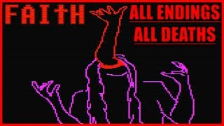 Download FAITH - All Endings and All Deaths! Video