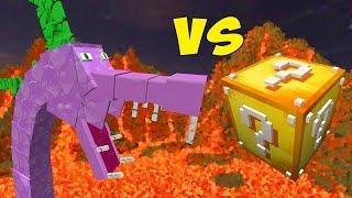 Download SPIKEZILLA VS. LUCKY BLOCK (MINECRAFT CHALLENGE GAMES) Video