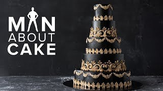 Download #CakeSlayer Halloween: GOTHIC WEDDING CAKE | Man About Cake with Joshua John Russell Video
