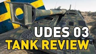 LEAKED! UDES 03 & Strv 103-0 Stats || World of Tanks Free Download