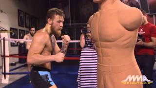 Download Conor McGregor UFC 187 Workout Highlight Video