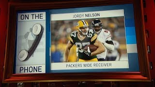 Download Packers WR Jordy Nelson on His 10th Year in NFL, Aaron Rodgers & More | Full Interview | 8/16/17 Video