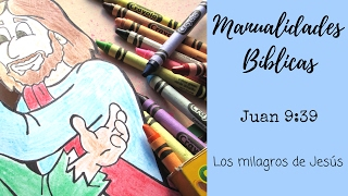 Download Manualidades bíblicas, Juan 9:39 Video
