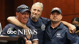 Download Senate passes legislation to permanently support 9/11 victims fund Video