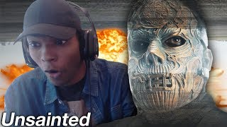 Download THE NEW MASKS LOOK CRAZY! - SLIPKNOT ''UNSAINTED'' REACTION! Video