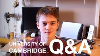 Download Cambridge University Q&A | Computer Science + General Questions Video