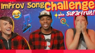Download Improv Song Challenge w/ Superfruit! Video