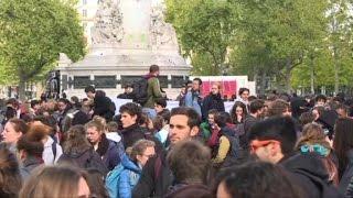 Download ″Ni Marine ni Macron″: des lycéens manifestent à Paris Video