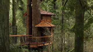 Download TreeHouse Point | a Wanderfoot Adventure in the Pacific Northwest Video