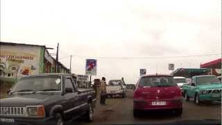 Download Driving in Lesotho Lowland: Butha-Buthe - Hlotse (Leribe) Video