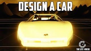 Download Design a Car | The List #0030 Video