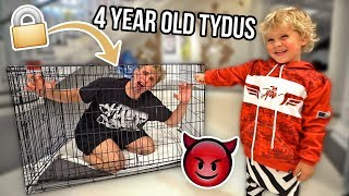 Download I TRIED to BABYSIT Mini Jake Paul ALONE.. Here's What Happened... Video