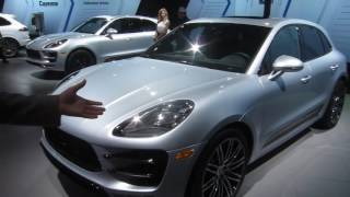 Download 2017 Porsche Macan Turbo with Performance package - 2016 LA Auto Show Video