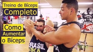 Download Treino de Bíceps Completo - Como aumentar o Bíceps Video