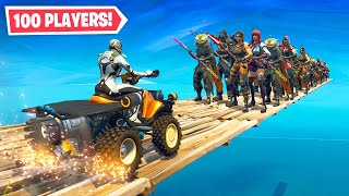 Download 100 PLAYERS vs NEW Quadcrusher! Video